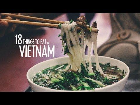 18 Things to Eat in Vietnam
