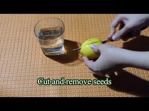 The Best Home Remedy For Raw honey and Lemon Juice - Lemon i