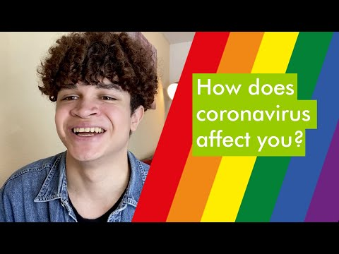 How does coronavirus affect you? #queervoices from YouTube · Duration:  4 minutes 49 seconds
