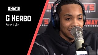 Gambar cover G Herbo Freestyle on Sway In The Morning | SWAY'S UNIVERSE