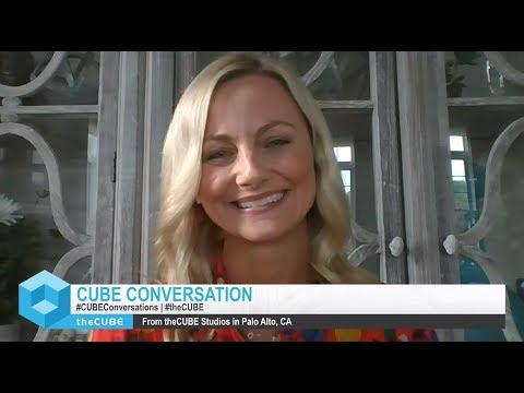 Alicia Tillman, SAP   CUBEConversation May 2019