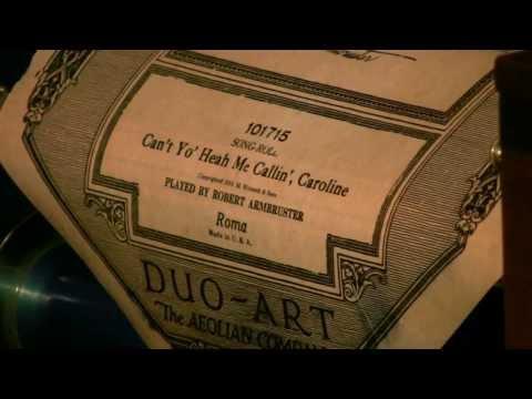 Can't Yo Heah Me Callin', Caroline  Armbruster  Duo Art