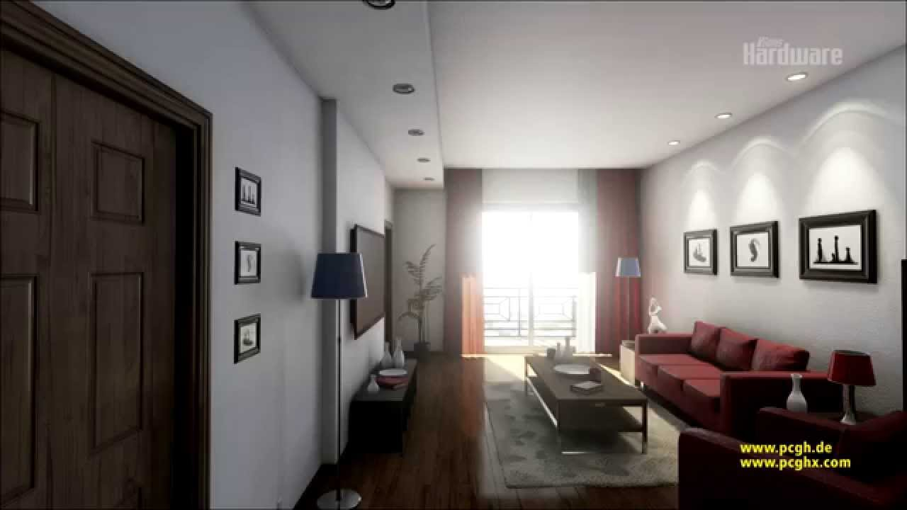 Unreal Engine 4 | Realistic Rendering Room Tech-Demo