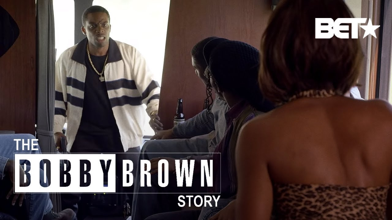 Bobby Brown Tried To Shoot Whitney Houston? | The Bobby Brown Story