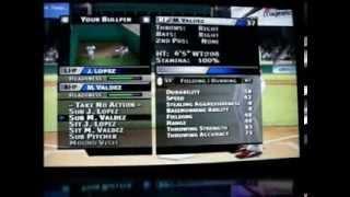 2006 NLCS Game Two - Colorado Rockies @ St. Louis Cardinals (MVP Baseball 2005)