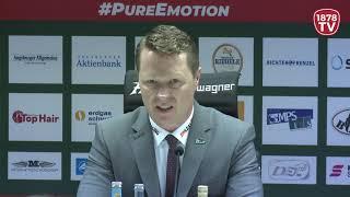 1878 TV | Pressekonferenz 14.04.2019 Augsburg - München 2:0