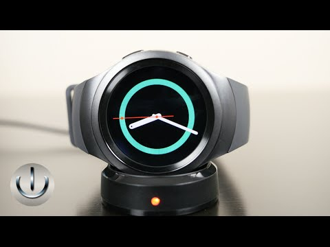Samsung Gear S2 Smartwatch Review! | Close Look!