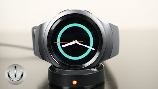 Samsung Gear S2 Smartwatch Review Close Look