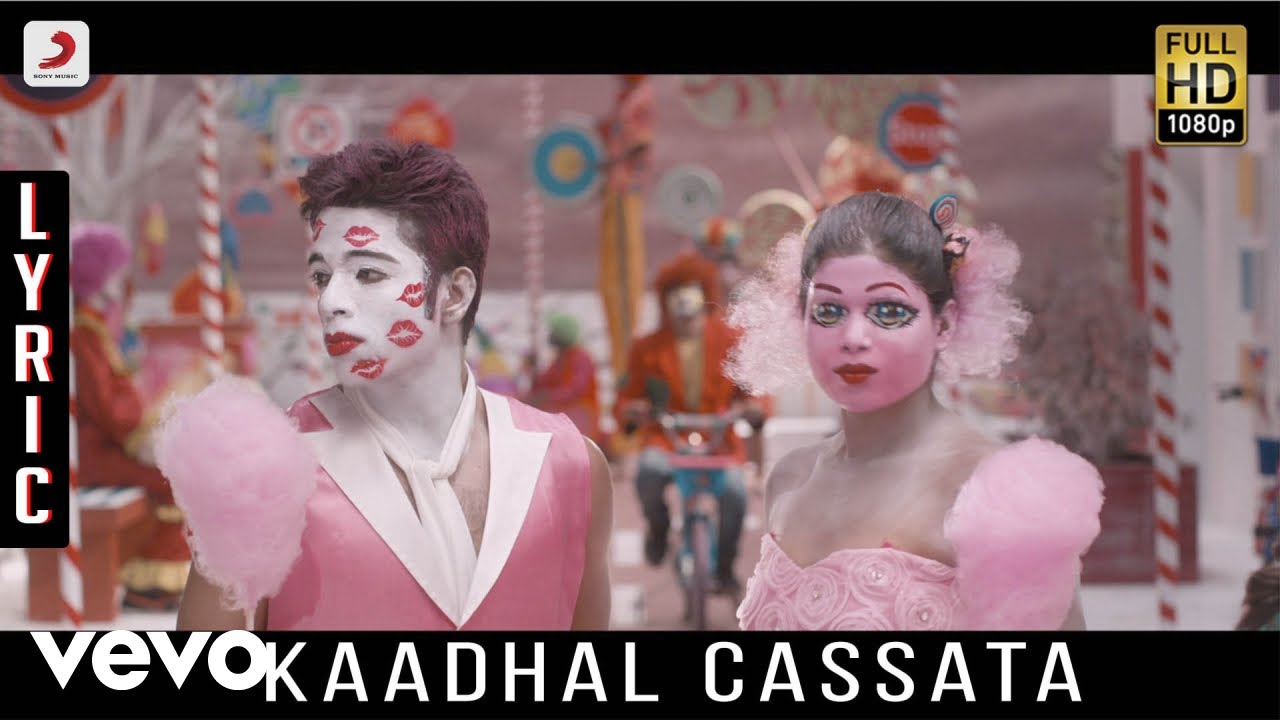 kaadhal cassata song mp3