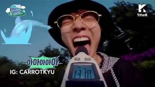 THE BOYZ Q's Dolphin Scream For Whole Trip Of Come On! THE BOYZ: Summer Vacation RPG Edition