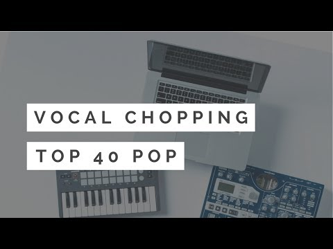 Vocal Chopping In Cubase – Pop Production Tutorial