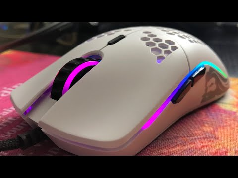 The Best Mouse for PvP ~ Glorious Model O (Unboxing / Gameplay) (Butterfly / Jitter Clicking)