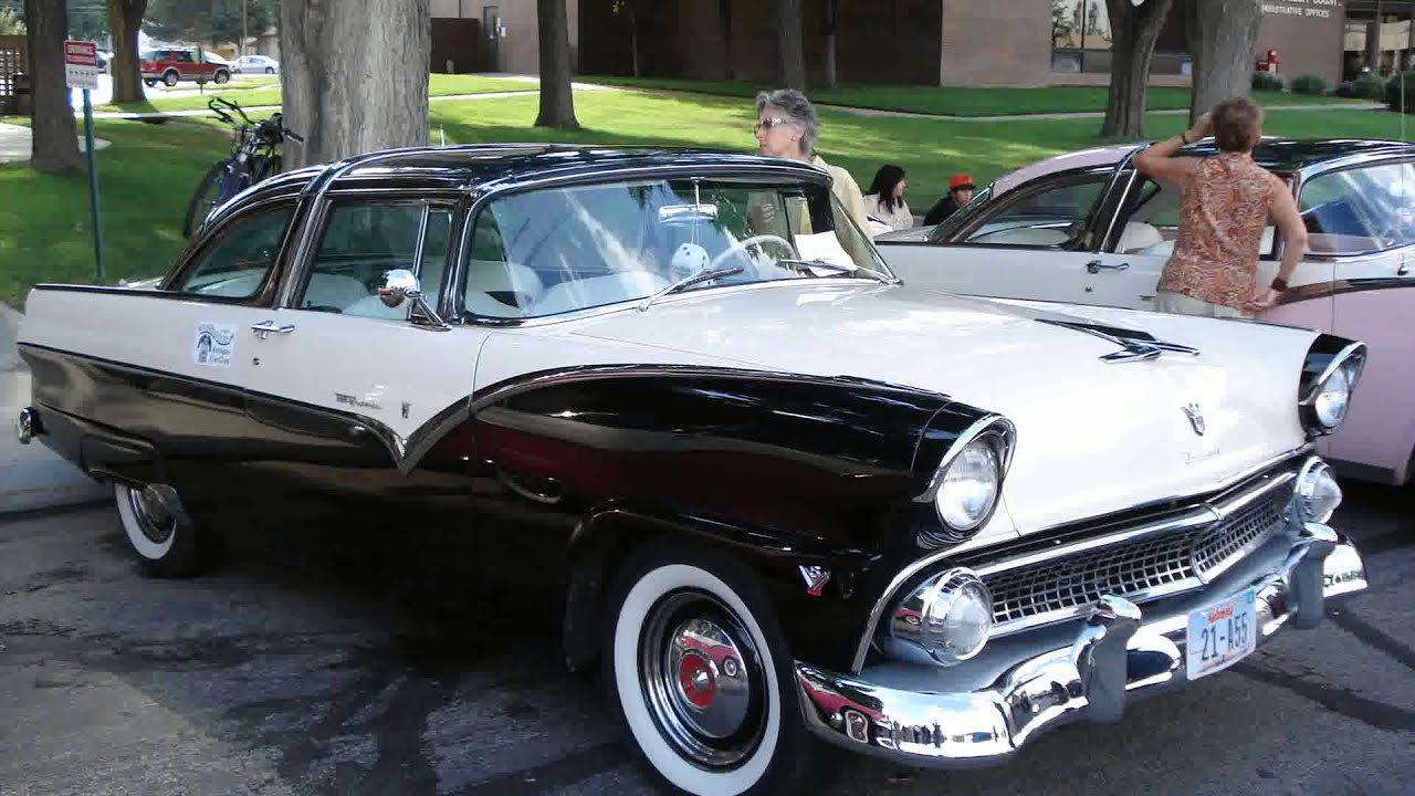 1956 ford crown victoria youtube for 1956 ford crown victoria 2 door coupe