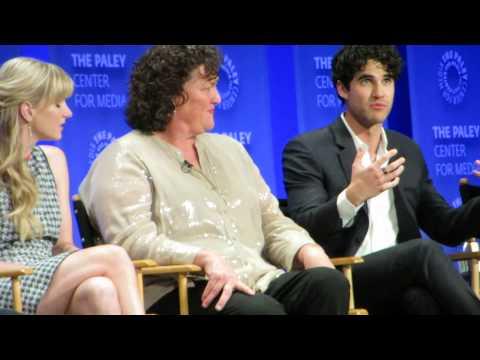 PaleyFest2015 Glee Panel--The