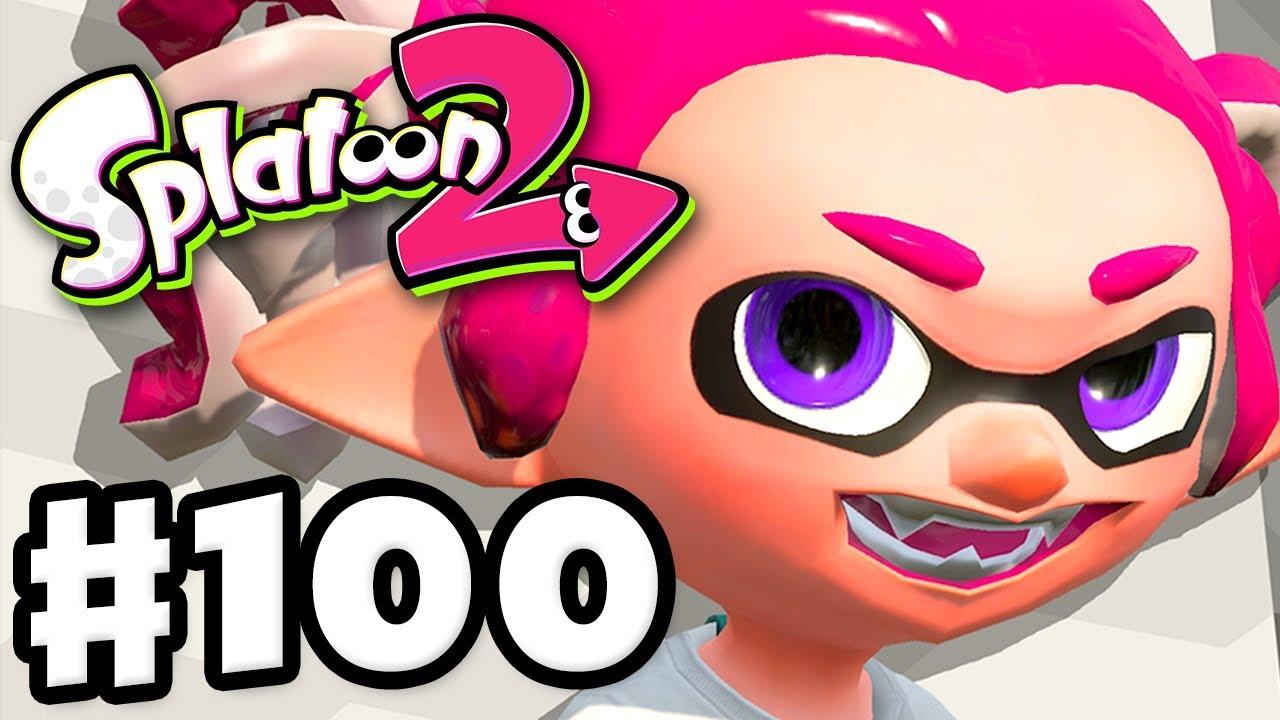 Splatoon 2 Hairstyles: NEW UPDATE! New Hair! 2.0.0!