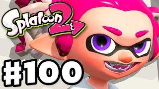 NEW UPDATE! New Hair! 2.0.0! - Splatoon 2 - Gameplay Walkthrough Part 100 (Nintendo Switch)