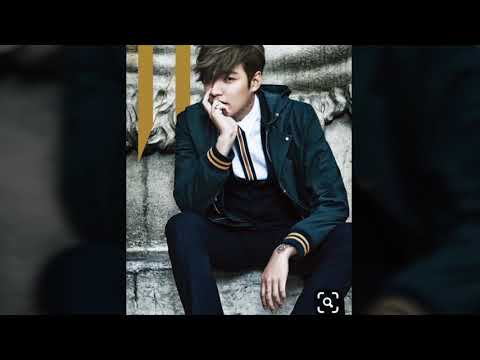 Фото Ли Мин Хо со съёмок