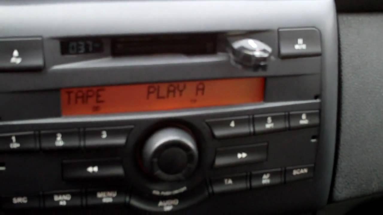 mp3 player in fiat stilo visteon radio tape youtube fiat stilo 1 6 fuse box
