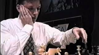 Most Exciting Chess Video Ever - GM Maurice Ashley at 1995 Intel Grand Prix