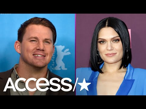 Channing Tatum & Jessie J Are Dating Reports  Access