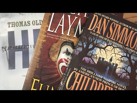 Horror Book Recommendations 2020