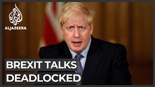 UK communities see uncertain future amid 'deadlocked' Brexit talks