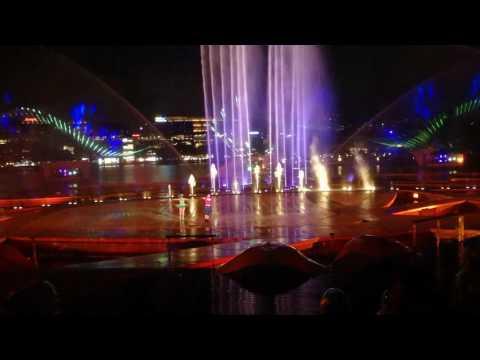 Comparto con ustedes esta experiencia vivida en el Water Show Theatre, ShenZhen, China.-