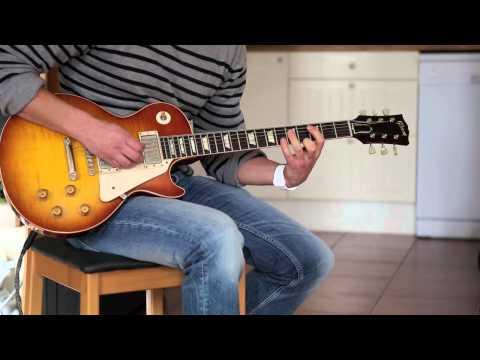 Germino Masonette 25  Fender Stratocaster and Gibson LP R9