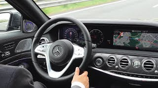 2018 Mercedes S Class Maybach - NEW S560 Autobahn FULL Review 4 MATIC