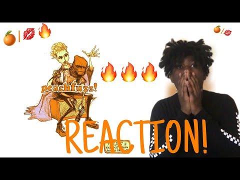 Tabby - peachfuzz! Reaction!!! (FIREFUZZ!)