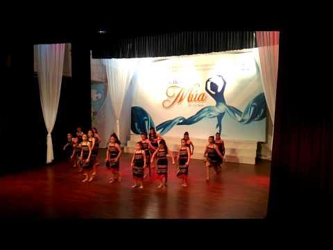Nhà Thiếu Nhi Quận 2, Bài múa dân gian - Giải A