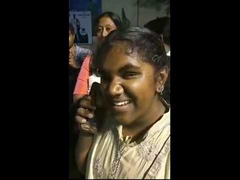 Awsome #jyothi voice (Kannama kannamma song from rekka) karoke added