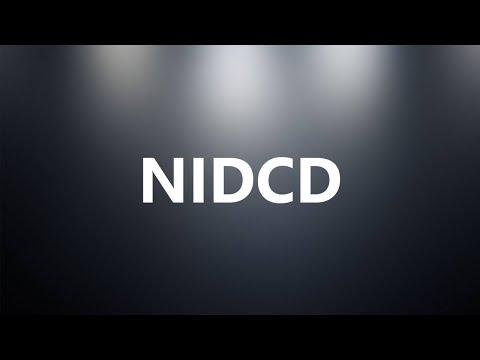 NIDCD - Medical Definition and Pronunciation
