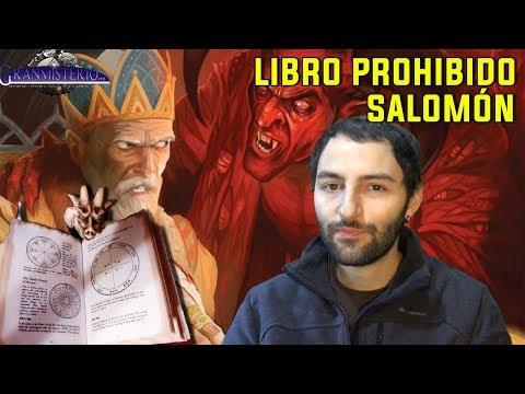 El libro PROHIBIDO del Rey Salomón, el manuscrito más Oscuro y antiguo del mundo