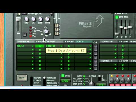 Music Making Month - FM Filters in Thor