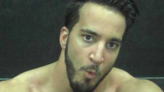 "The ""Premier Athlete"" Tony Nese predicts he will be the NYWC Champion for a 3rd time!"