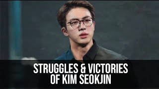 Download lagu Struggles and Victories of Kim Seokjin: The Underestimated Genius, Brilliance & Strength of BTS Jin