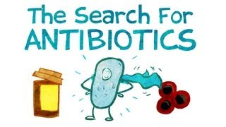 The Search for New Antibiotics