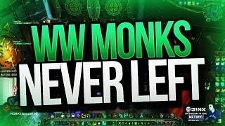 WINDWALKER NEVER LEFT ft Rubcub & Snutz - Venruki Monk 7.3 Arena Gameplay