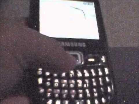 samsung GT B3210 es una Mierda!!!