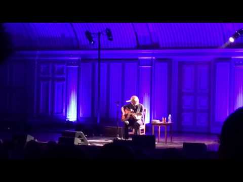 Trey Anastasio - The Lizards - Acoustic - 3/10/17 - Troy Savings Bank Music Hall - New York