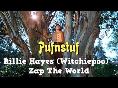 Billie Hayes (Witchiepoo) - Zap The World | Pufnstuf The Movie (1970)