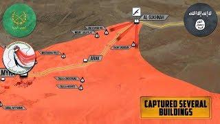 3 августа 2017. Военная обстановка в Сирии. Конфликт в рядах сирийских сил. Русский перевод.