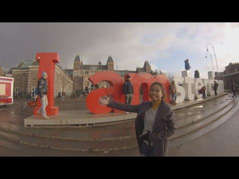 Winter Trip to Europe | Paris, Amsterdam, Cologne & Andorra