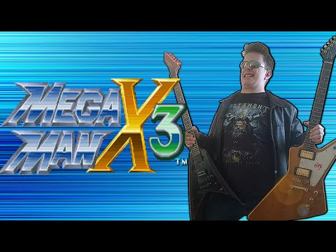 Misc Computer Games - Megaman X4 - Sigma 2nd