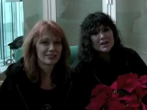 Christmas Greeting From Ann and Nancy