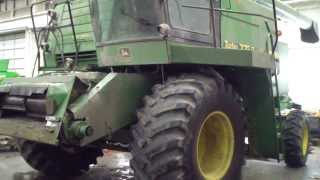 Video Cleaning a John Deere Combine Harvester in Under 3.5 hours. 2 Step Washing 800-666-1992 download MP3, 3GP, MP4, WEBM, AVI, FLV Desember 2017