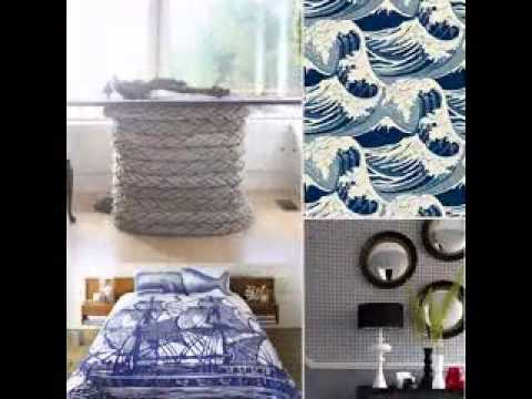 Easy diy nautical decor projects ideas youtube for Nautical projects