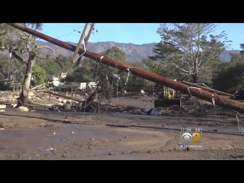 Time Running Out In Search For Missing Victims After California Mudslides