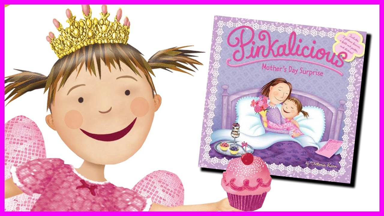 pinkalicious mother s day surprise kids books read aloud